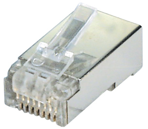 Stecker Western 8/8-Stecker, CAT 6